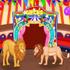 Circo de león juego