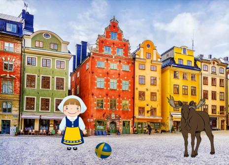 ¡Evádete con el mes de Suecia en Lionzer!